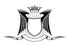 Heraldry design Royalty Free Stock Photo