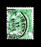 Heraldy, Heraldyczny blazon seria około 1893, Fotografia Royalty Free
