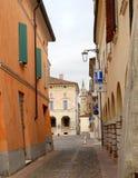 Herança do Unesco de Sabbioneta Imagens de Stock