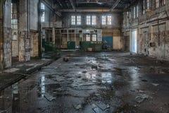 Herança industrial Foto de Stock
