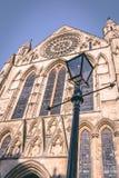 Herança inglesa - Roman Gothic Cathedral imagem de stock