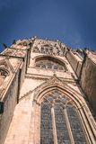 Herança inglesa - Roman Gothic Cathedral foto de stock royalty free
