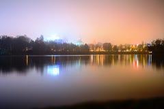 Free Herastrau Lake Royalty Free Stock Photography - 106244777
