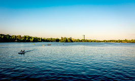 Herastrau Lake Stock Photos