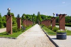 Herastrau park Royalty Free Stock Images