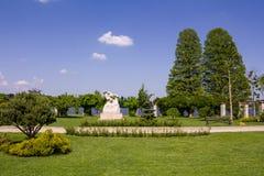 Herastrau park Royalty Free Stock Photography