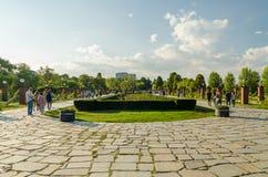 Herastrau Park In Bucharest royalty free stock photos