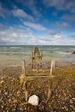 Heraus zum Meer Lizenzfreies Stockbild