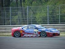 Herausforderung 4 Monza-Ferrari Stockbild
