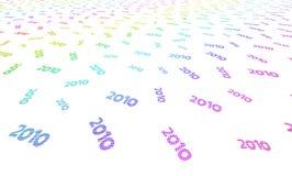 Herausforderungen 2010 Lizenzfreie Stockfotografie
