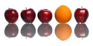 Herausragend-Orange stockfoto