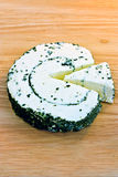 Herb cheese Royalty Free Stock Photo