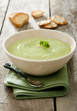 Herb dip Royalty Free Stock Image