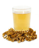 Herb drink Royalty Free Stock Images