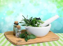 Herb Stock Images