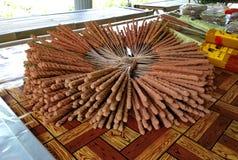 Free Herb Incense, At Bang Kachao Park, Thailand Stock Image - 195562181