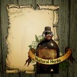 herb naturalnych ilustracji