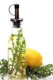 Herb Oil Royalty Free Stock Photo