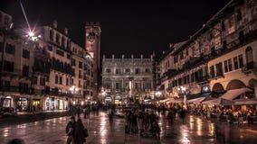 Herb Place in Verona stock videobeelden