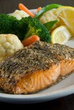 Herb salmon Stock Images