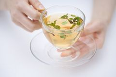 Herb Tea Stock Photos
