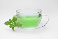 Herb tea Stock Photography