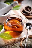 Herb tea Royalty Free Stock Image