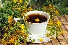 Herb Tea Time Royalty Free Stock Photos