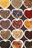 Herb Teas Royalty Free Stock Images