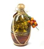 Herb vinegar Royalty Free Stock Photography