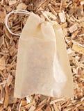 Herb Willow Bark é encontrado na natureza e usado medicinalmente para fotos de stock royalty free