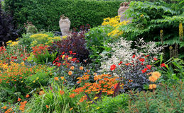 Herbaceous Border Stock Photos