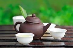 Herbaciana ceremonia zdjęcia stock