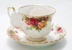 Herbaciana filiżanka 2 Obraz Royalty Free