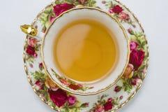 Herbaciana filiżanka 3 zdjęcie royalty free