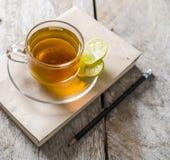 Herbaciana przerwa Zdjęcie Stock
