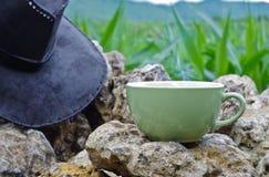Herbaciana przerwa Obraz Royalty Free
