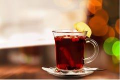 Herbaciana przerwa Obrazy Royalty Free
