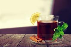 Herbaciana przerwa Fotografia Stock
