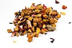 herbaciane wysuszone czerń owoc Zdjęcia Stock
