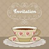 Herbacianego przyjęcia karta