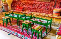 Herbaciani stoły Zdjęcie Royalty Free