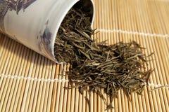 herbaciany biel Zdjęcia Royalty Free