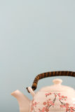 Herbaciany garnka tło Zdjęcie Royalty Free
