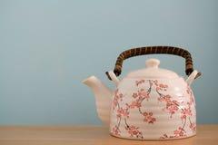 Herbaciany garnka tło Obrazy Royalty Free