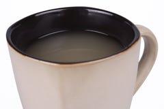 Herbaciany kubek Obrazy Stock