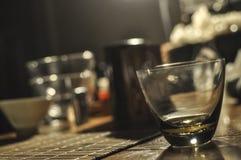 Herbaciany stół Zdjęcie Stock