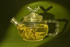herbaciany teapot Obrazy Royalty Free