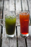 Herbal beverage. Stock Images