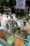 Herbal drinks Royalty Free Stock Photo